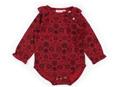 Noa Noa Miniature body print red flower